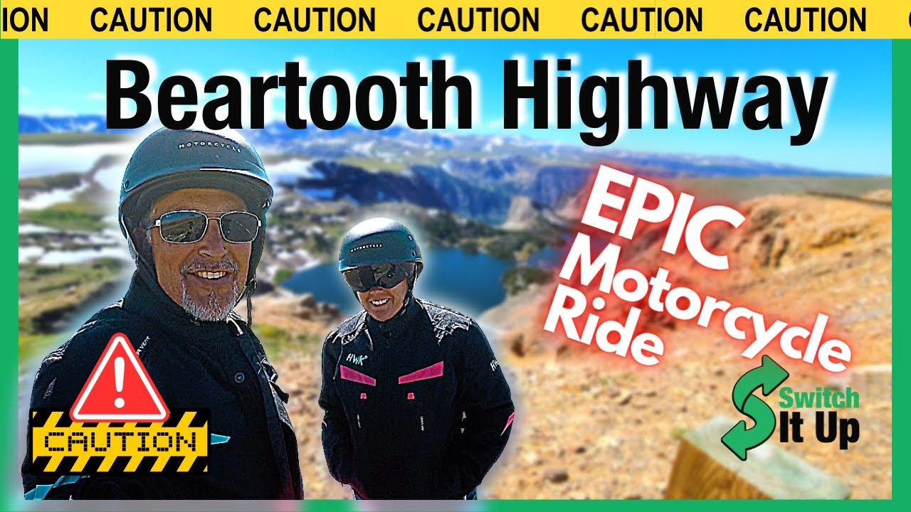 Beartooth Highway Montana... We started at Red Lodge..