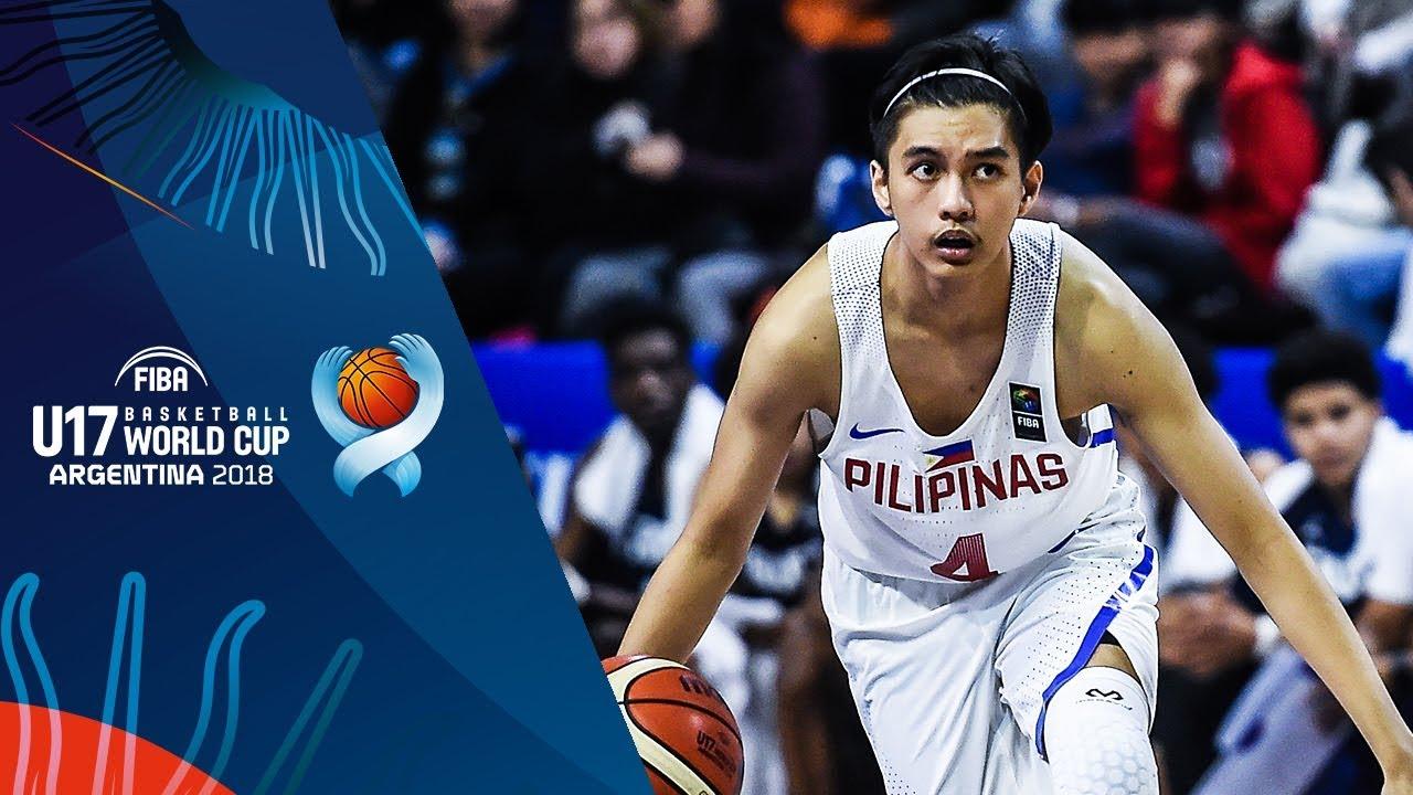 Philippines v Egypt - Full Game - Class 13-16