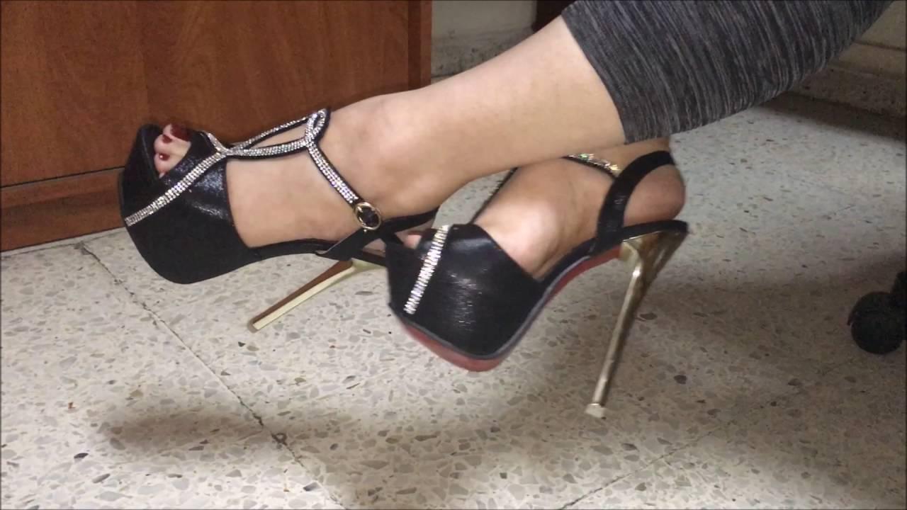 unterschied high heels pumps bondage fesseltechnik