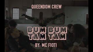 Baixar Bum Bum Tam Tam   Mc Fioti Future J Balvin Stefflon Don   Queendom Crew