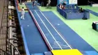 New World Record for tumbling  14.6... Andrey Krylov