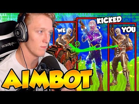 TFUE Reacts to  Getting Kicked from FaZe Clan for Aimbot