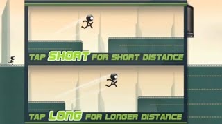 Rooftop Runner – Newest fast roof hopper thrill game free Walkthrough [IOS]