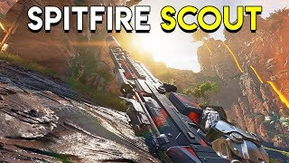 Spitfire Scout Combo in Apex Legends
