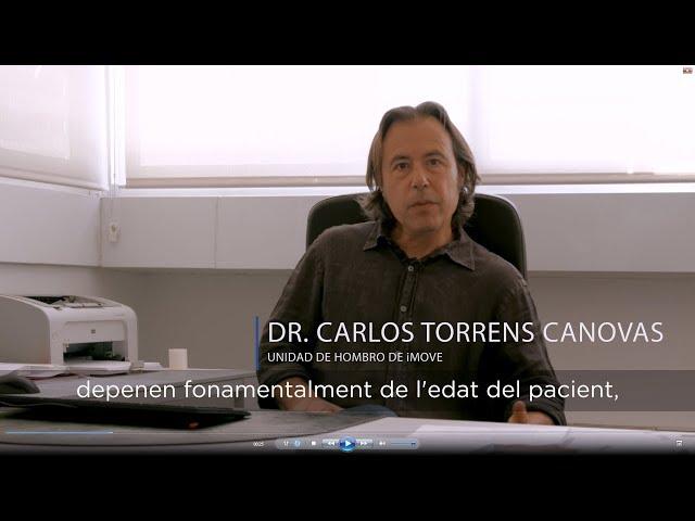 Hombro: Cirugía protésica especializada