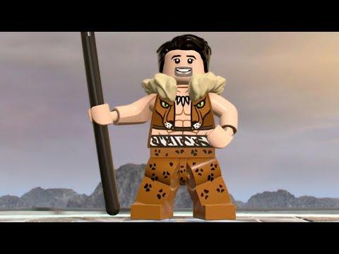 LEGO Marvel Super Heroes 2 - Kraven The Hunter - Open World Free Roam Gameplay (PC HD) [1080p60FPS]