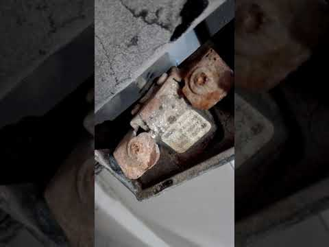 Хундай IX 35 проблема с камерой заднего хода ч1