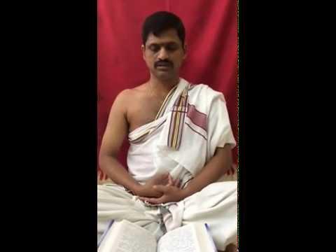 Purusha-suktam - slow recitation