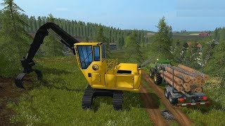Farming Simulator 17 - Forestry and Farming on Woodshire 001
