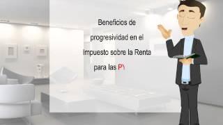 Nota Comentada No10 Beneficios de progresividad en el Impuesto sobre la Renta para las PYMEs