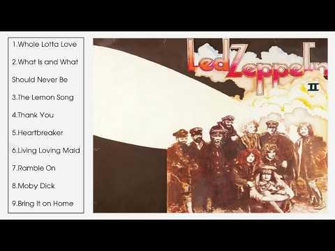 Led Zeppelin II [Full Album 1969]