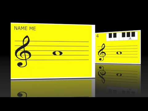 How to Read Notes in Treble Clef, Beginners