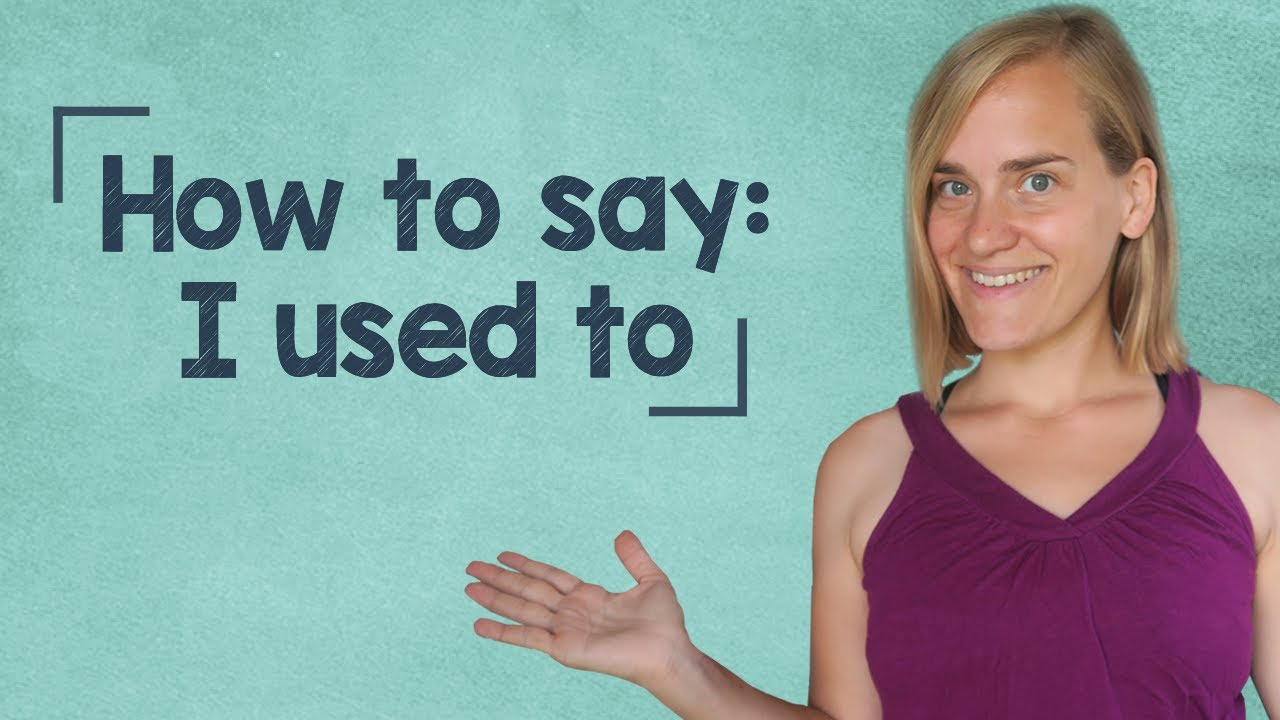 how to say i in german