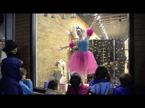 Forest Park Holiday Walk & Festival of Windows 2017