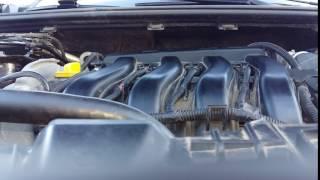 Шум (треск) фазорегулятора Рено Флюенс