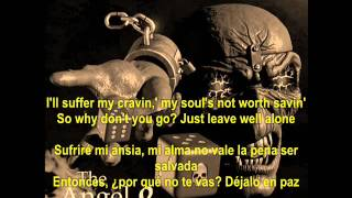 Iron Maiden- The Angel and the Gambler Subtitulada