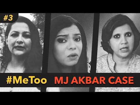 #MeToo Movement and MJ Akbar case | Bebak Ep. 3 with Abhisar Sharma and Dhruv Rathee