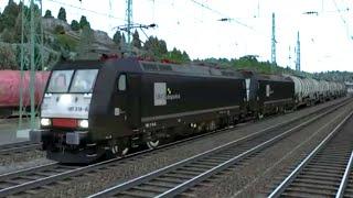 Train Simulator 2015: BR185 'Ein Tag voller Verspätungen'