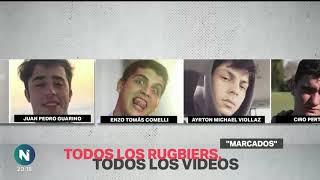 TODOS LOS VIDEOS DEL CRIMEN DE FERNANDO BÁEZ SOSA - Telefe Noticias