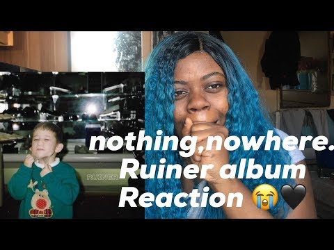 nothing,nowhere.- Ruiner Album Reaction