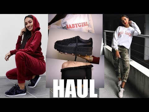 TRY ON HAUL MODE |Maile Akln