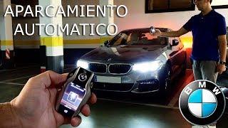 BMW - Asistente de aparcamiento remoto 2017