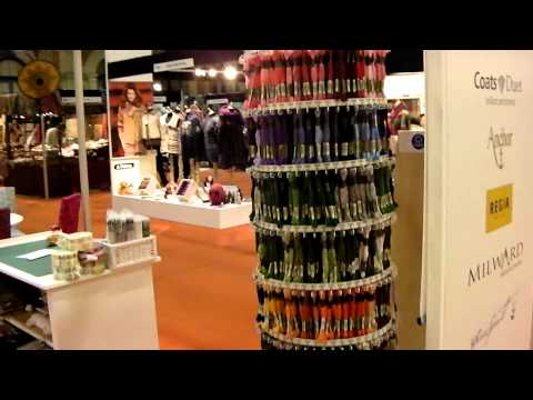 Knitting & Stitching Show 2011 - Alexandra Palace