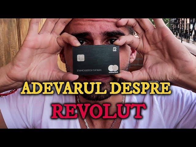 Cardul de METAL REVOLUT: Teapa sau Inovatie?