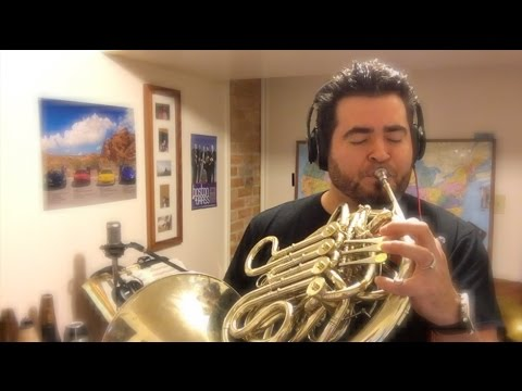 Casino Royale - YOU KNOW MY NAME (French Horn Cover)