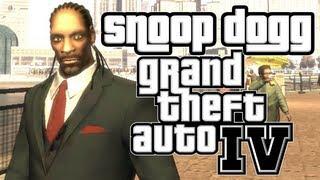 Snoop Dogg Plays GTA IV? (Carmageddon Mod) thumbnail