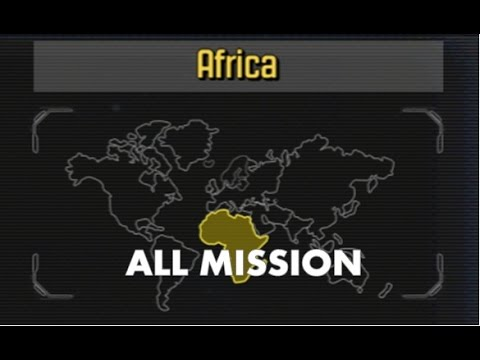 Call of Duty: Heroes - Campaign: Africa