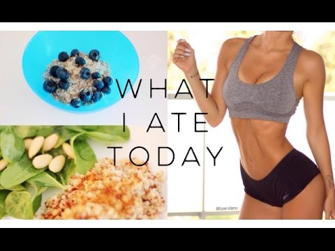 What I ate today | Healthy & Detox Meal Ideas
