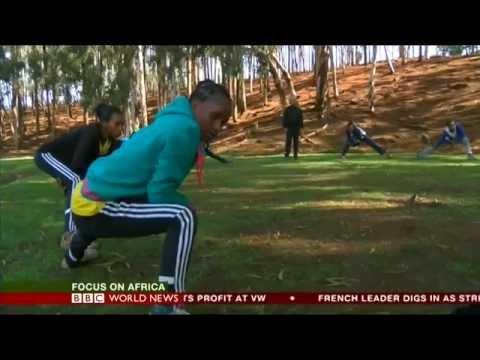 Ethiopia Bekoji Athletes - BBC World Service