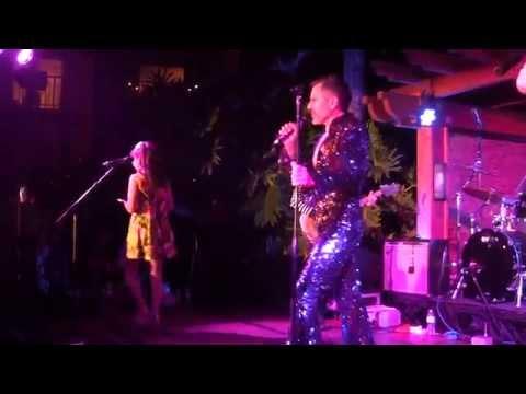 El Vez complete show at Tiki Oasis 2014