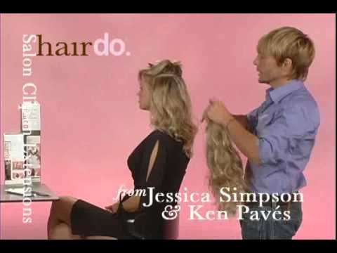 Hothair hairdo jessica simpson 23 inch wavy clip in hair hothair hairdo jessica simpson 23 inch wavy clip in hair extension youtube pmusecretfo Gallery