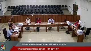 Câmara Municipal de Colina - 18ª Sessão Ordinária 16/11/2020