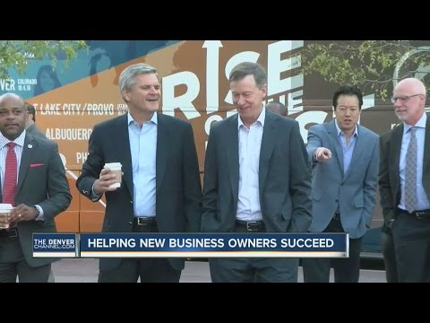 Helping startup businesses succeed