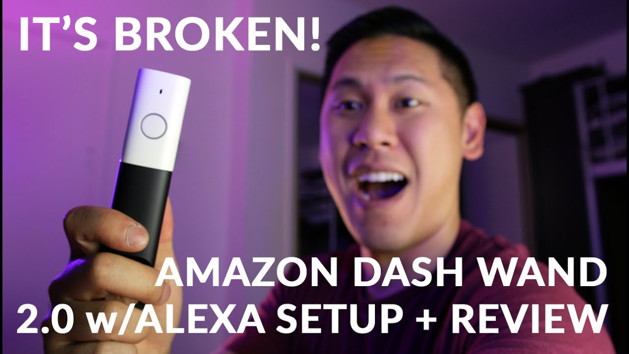 Amazon Dash Wand review: