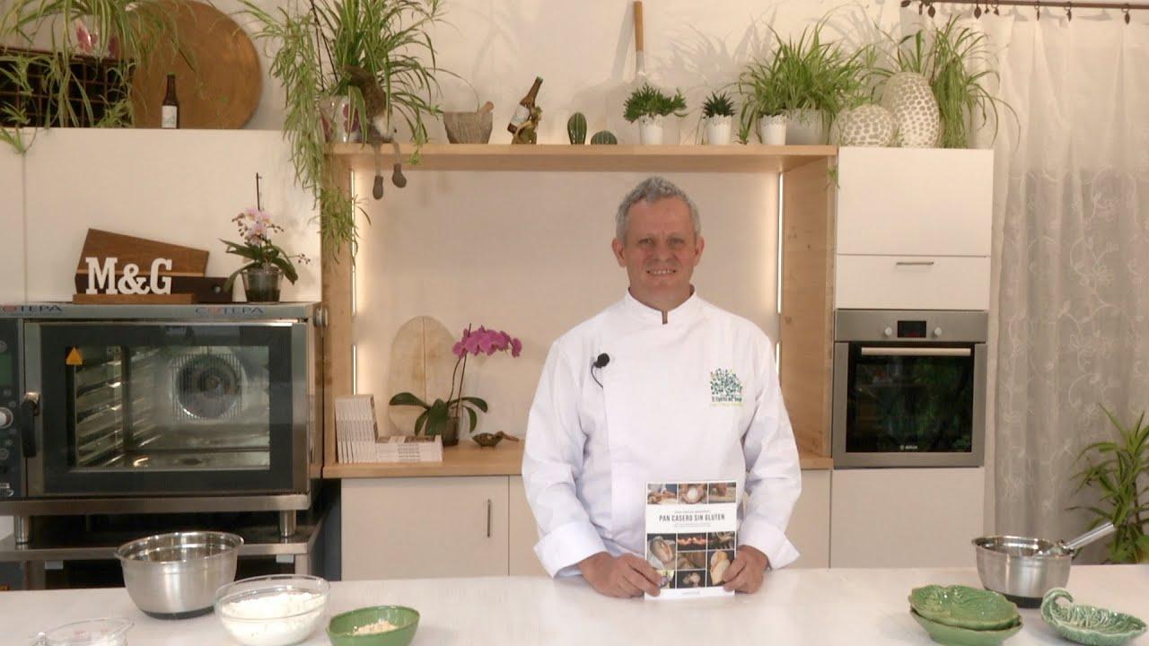 Libro Pan Casero Sin Gluten - Contenido, recomendaciones de uso