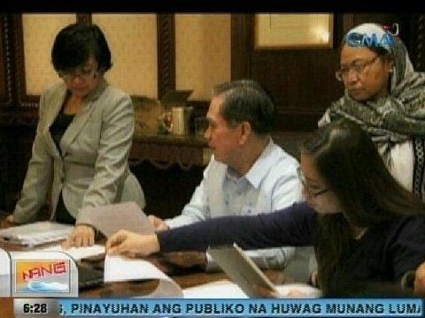 UB: Power sharing annex ng Bangsamoro Framework Agreement, napirmahan na