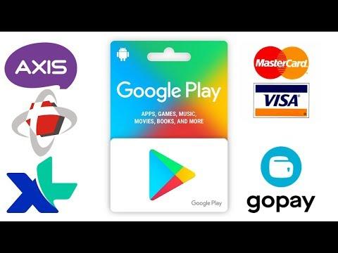 Cara Mengganti Metode Pembayaran Play Store