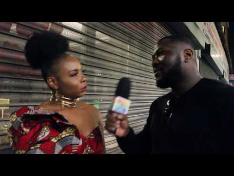 On The Edge Show - YEMI ALADE INTERVIEW (LONDON)