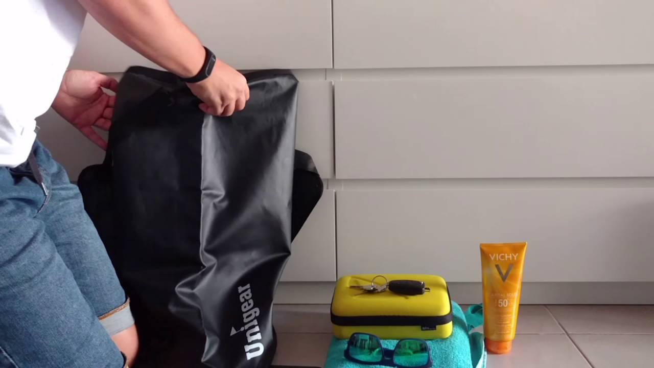 e6848fa737c unigear drybag - YouTube