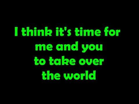 Take Over The World - The Courteeners (Lyrics)