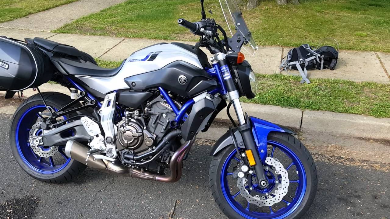 Yamaha Fz Windshield