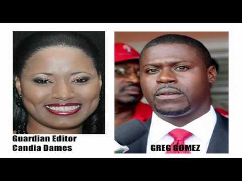 Guardian Editor grills FNM Candidate Greg Gomez