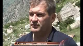 Российские военнослужащие изучают горы Кавказа(На базе отдыха Минобороны в Кабардино-Балкарии сегодня завершаются учения по горной подготовке Вооруженны..., 2010-06-15T11:49:28.000Z)