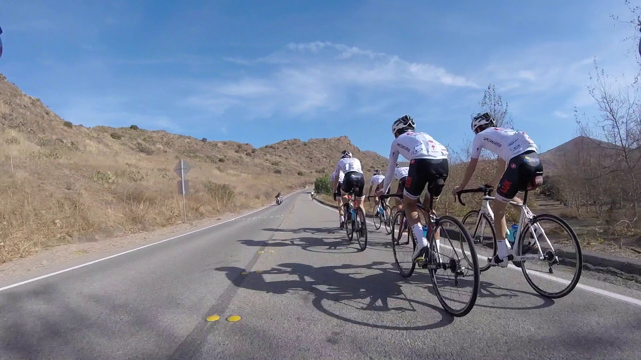 ba9ca6a56 LUX cycling team camp 2018 - YouTube