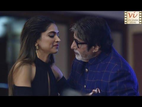 Deepika Padukone & Amitabh Bachchan Met & The Unexpected Happened | Six Sigma Films
