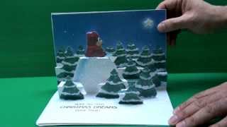 Christmas Pop Up Cards Part 4